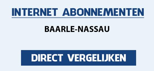 internet vergelijken baarle-nassau
