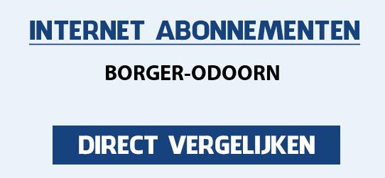 internet vergelijken borger-odoorn