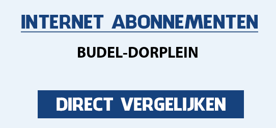 internet vergelijken budel-dorplein