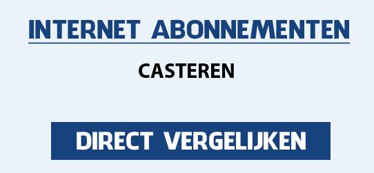 internet vergelijken casteren