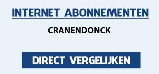 internet vergelijken cranendonck