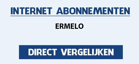 internet vergelijken ermelo