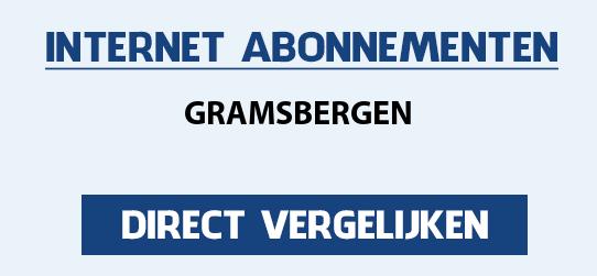 internet vergelijken gramsbergen