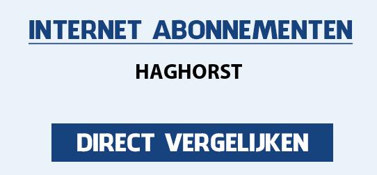 internet vergelijken haghorst