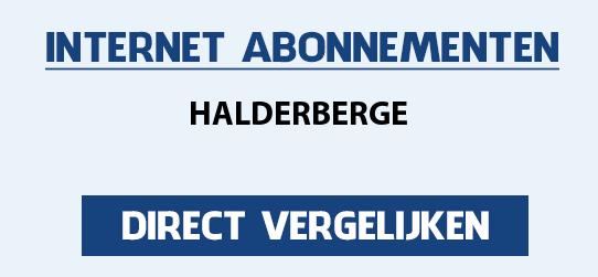 internet vergelijken halderberge