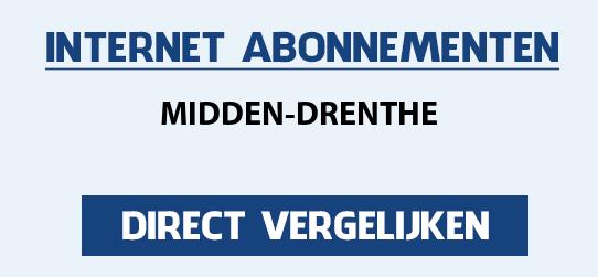 internet vergelijken midden-drenthe