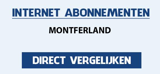internet vergelijken montferland