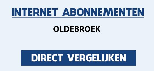 internet vergelijken oldebroek