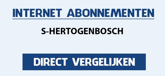 internet vergelijken s-hertogenbosch