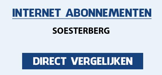 internet vergelijken soesterberg