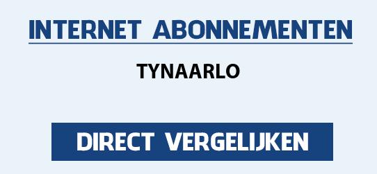 internet vergelijken tynaarlo