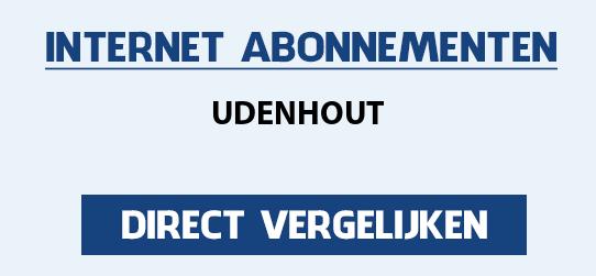 internet vergelijken udenhout