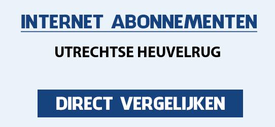 internet vergelijken utrechtse-heuvelrug