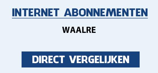 internet vergelijken waalre