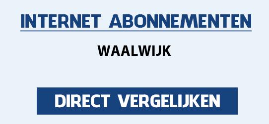 internet vergelijken waalwijk