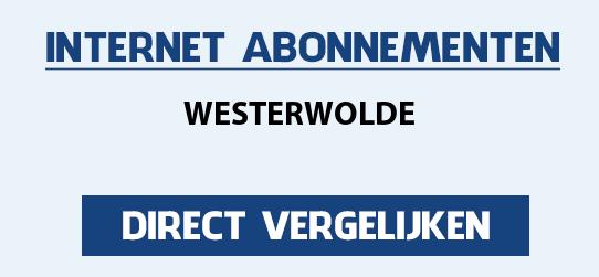 internet vergelijken westerwolde