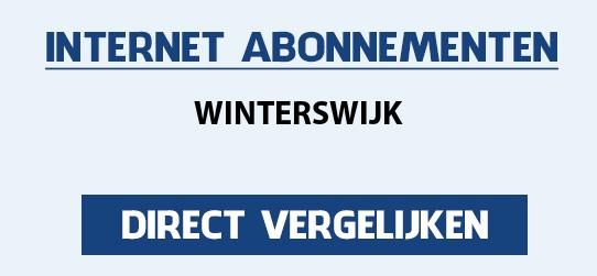 internet vergelijken winterswijk